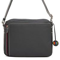 Medium Organiser Cross Body Bag Storm