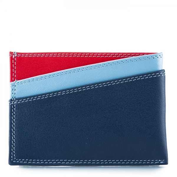 E/W Credit Card Cover Royal
