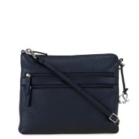 Cremona Slim Cross Body Black