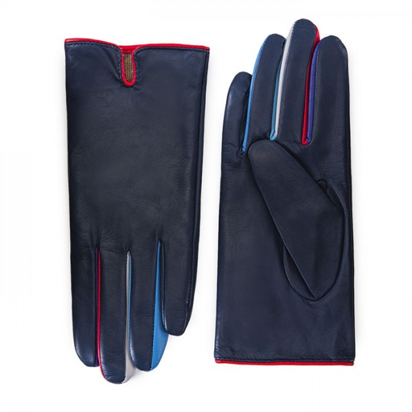 Short Gloves (Size 8) Royal