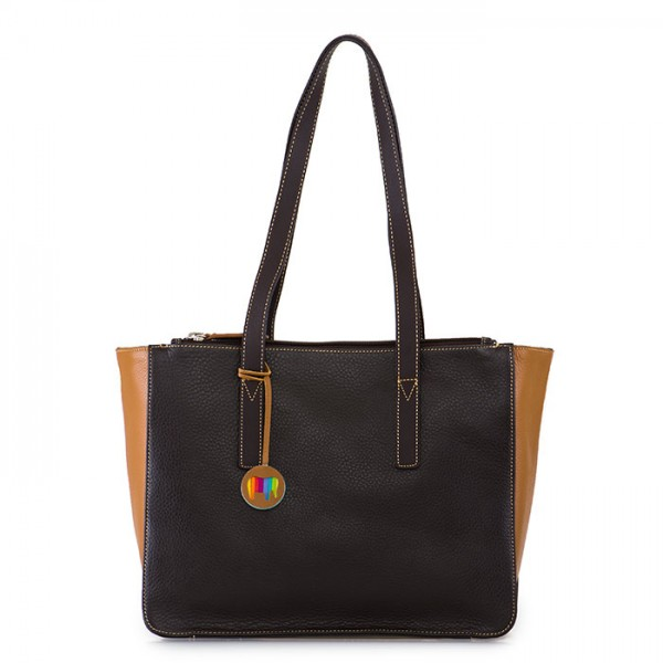 Rhodes E/W Shopper Brown