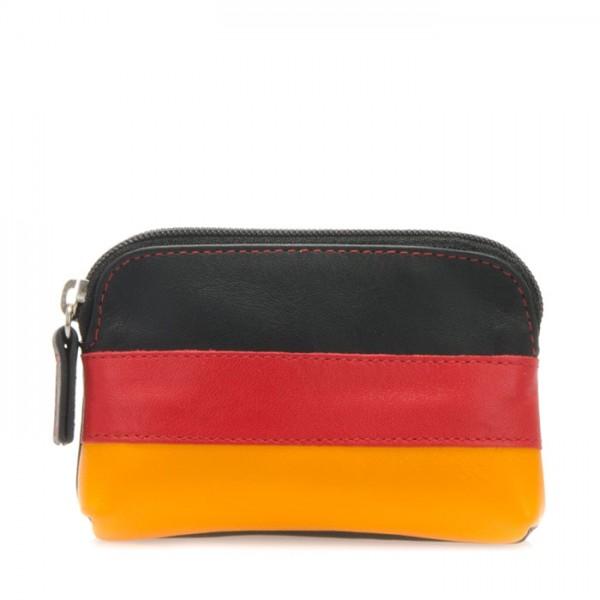 Portamonete con bandiera Germania