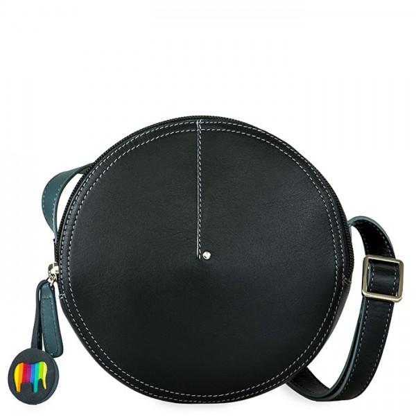 Bali Round Bag Black