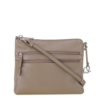 Cremona Slim Cross Body Mink