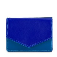 Tri-fold Leather Wallet Seascape