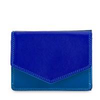Tri-fold Leather Wallet Seascape