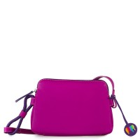 Caracas Small Crossbody Fuchsia