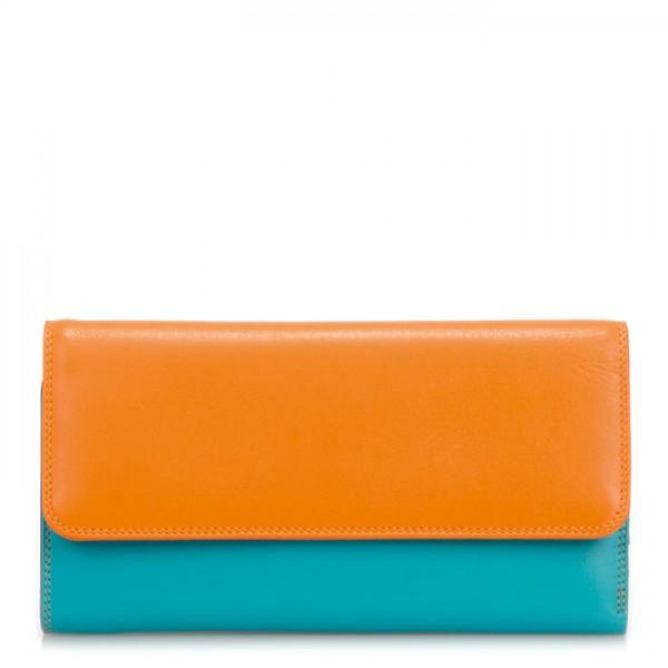 Tri-fold Zip Wallet Copacabana