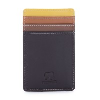 N/S Credit Card Holder Mocha