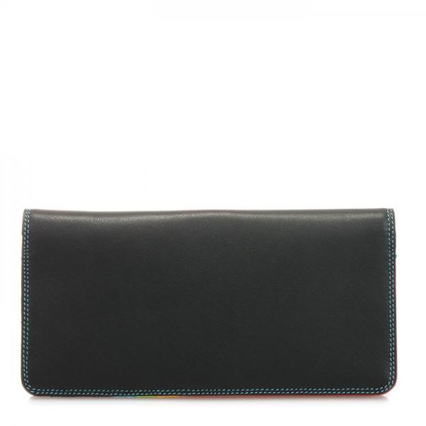 Large Slim Wallet Black Pace