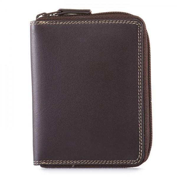 Portefeuille pour homme avec porte-monnaie plat Safari Multi