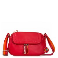 Seoul Small Shoulder Bag Red