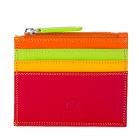 Credit Card Holder w/Zip Pocket Jamaica