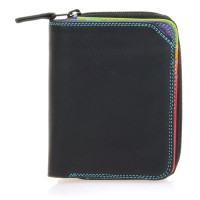 Small Zip Wallet Black Pace