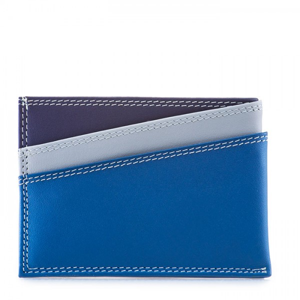 E/W Credit Card Cover Denim