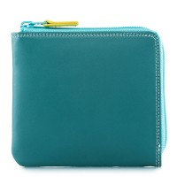 Small Zip Around Wallet Mint