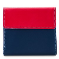 Tab and Flap Wallet Royal