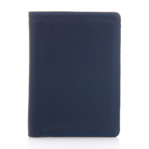 Continental Wallet with C/C Pockets Kingfisher