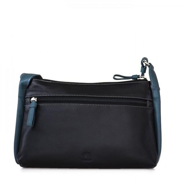 Lima E/W Shoulder Bag Black