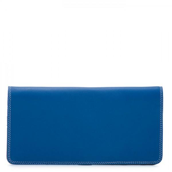 Large Slim Wallet Denim