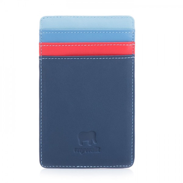N/S Credit Card Holder Royal