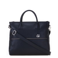 Livorno Medium Shopper Black
