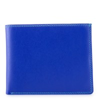 RFID Large Men's Wallet w/Britelite Seascape