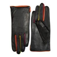 Short Gloves (Size 7.5) Black Pace