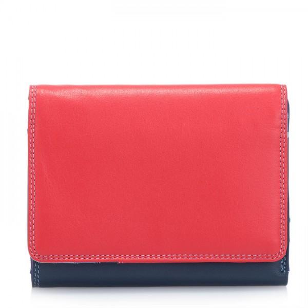 Medium Wallet w/Inner Leaf Royal