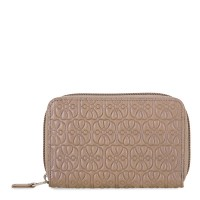 Elefante Zip Around Wallet Mink