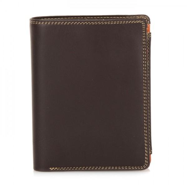 Wallet w/inner Leaf & Coin Pocket Safari Multi