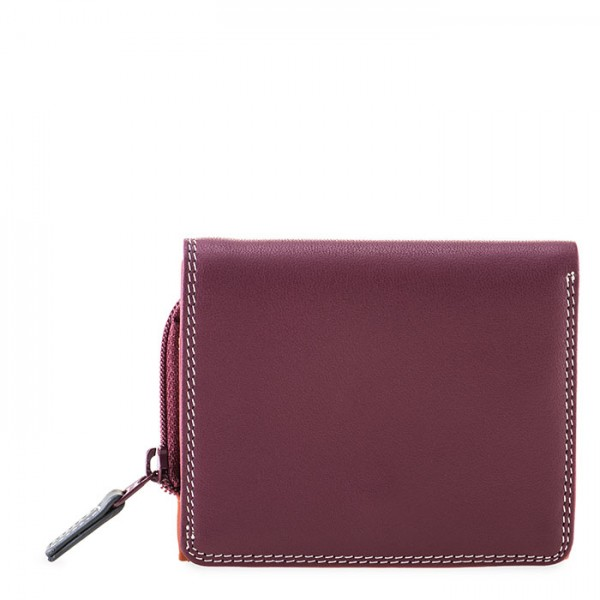 Flapover Coin Purse Chianti