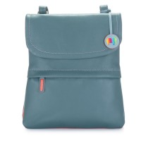 Kyoto Medium Backpack/Messenger Urban Sky