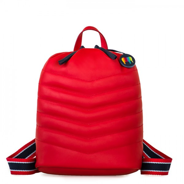 Aruba Backpack Red