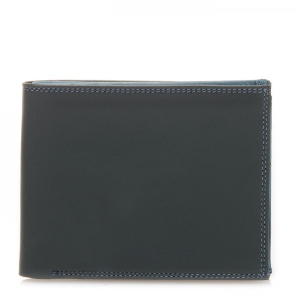 Medium Men's Wallet Smokey Grey
