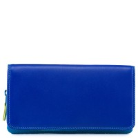 Flapover Wallet with Coin Section Seascape