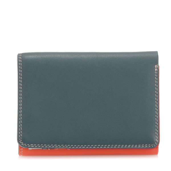 Small Tri-fold Wallet Urban Sky