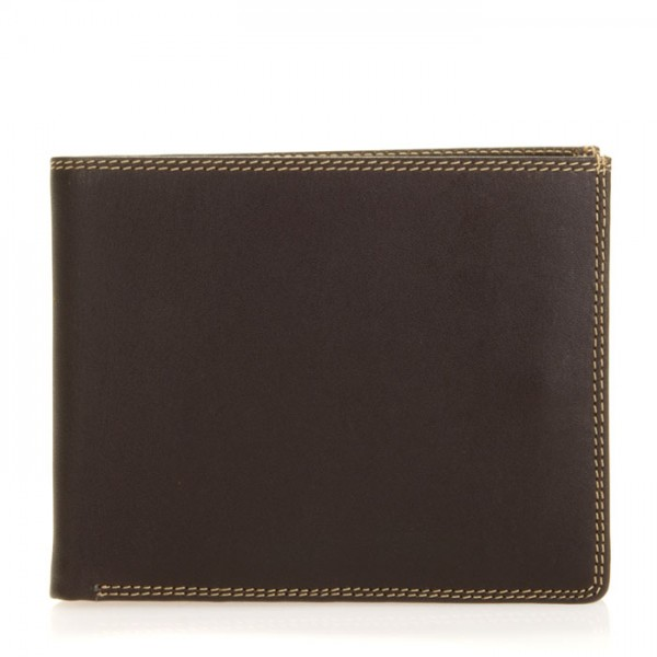 Large Men's Wallet w/Britelite Safari Multi