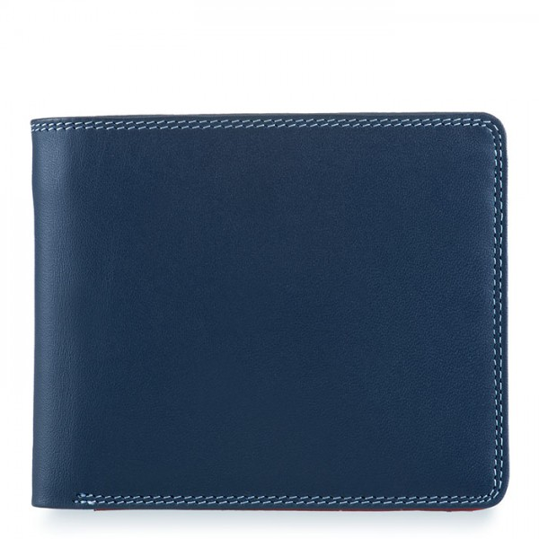 RFID Standard Men's Wallet Royal