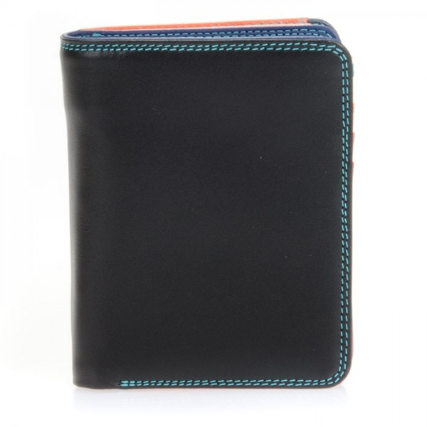 Medium Zip Wallet Black Pace