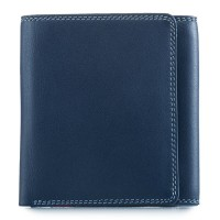 Classic Wallet w/Coin Tray Royal