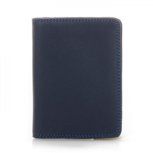 Porta carte di credito con inserti in plastica Kingfisher