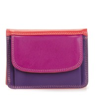 Mini Tri-fold Wallet Sangria Multi