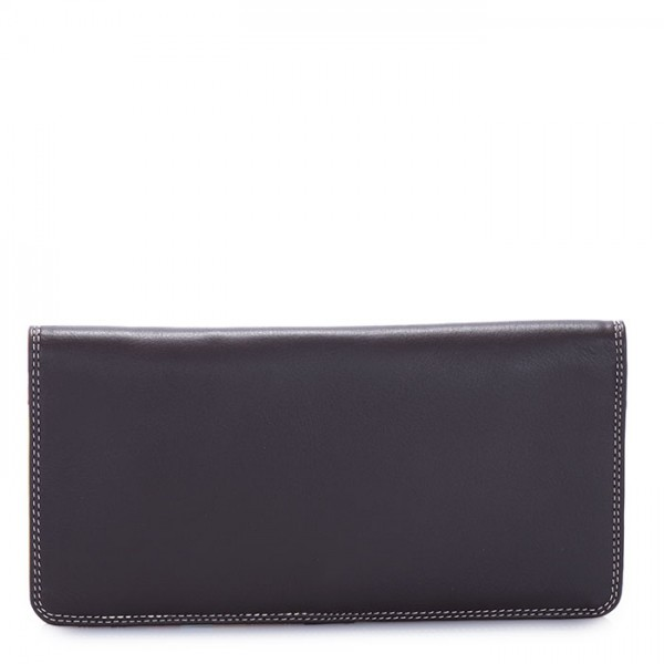 Large Slim Wallet Mocha