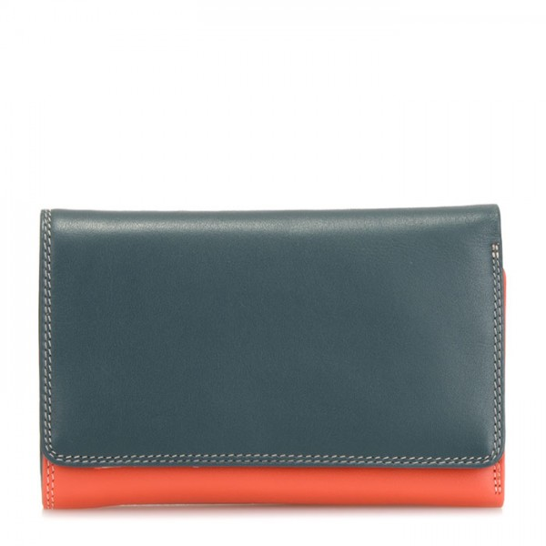 Medium Tri-fold Wallet Urban Sky