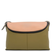 Catania Medium Cross Body Olive