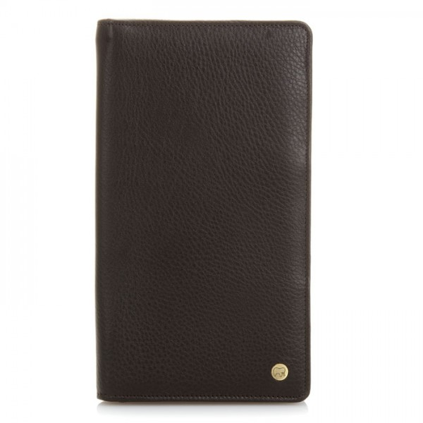 Panama Travel Wallet Brown