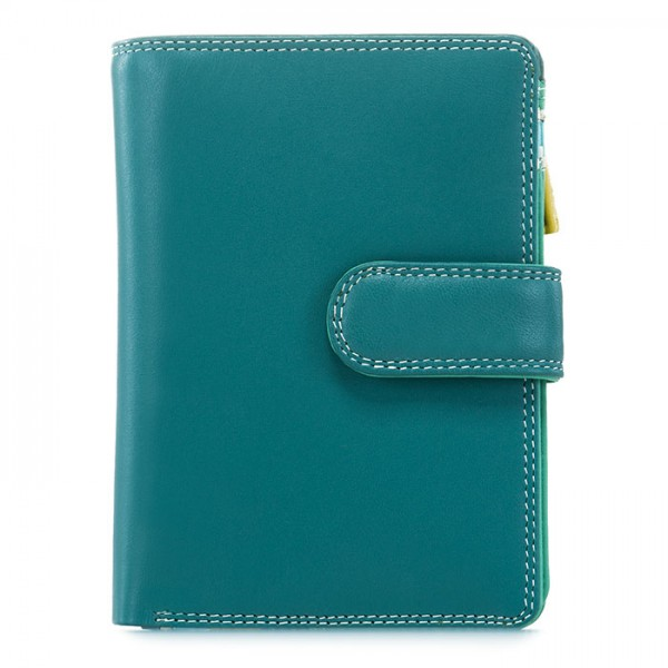 Medium Snap Wallet Mint
