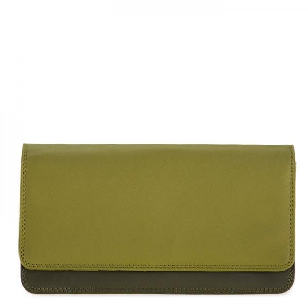 Medium Matinee Wallet Olive