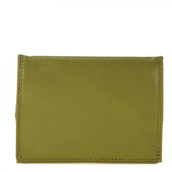 Small Coin Pouch Olive